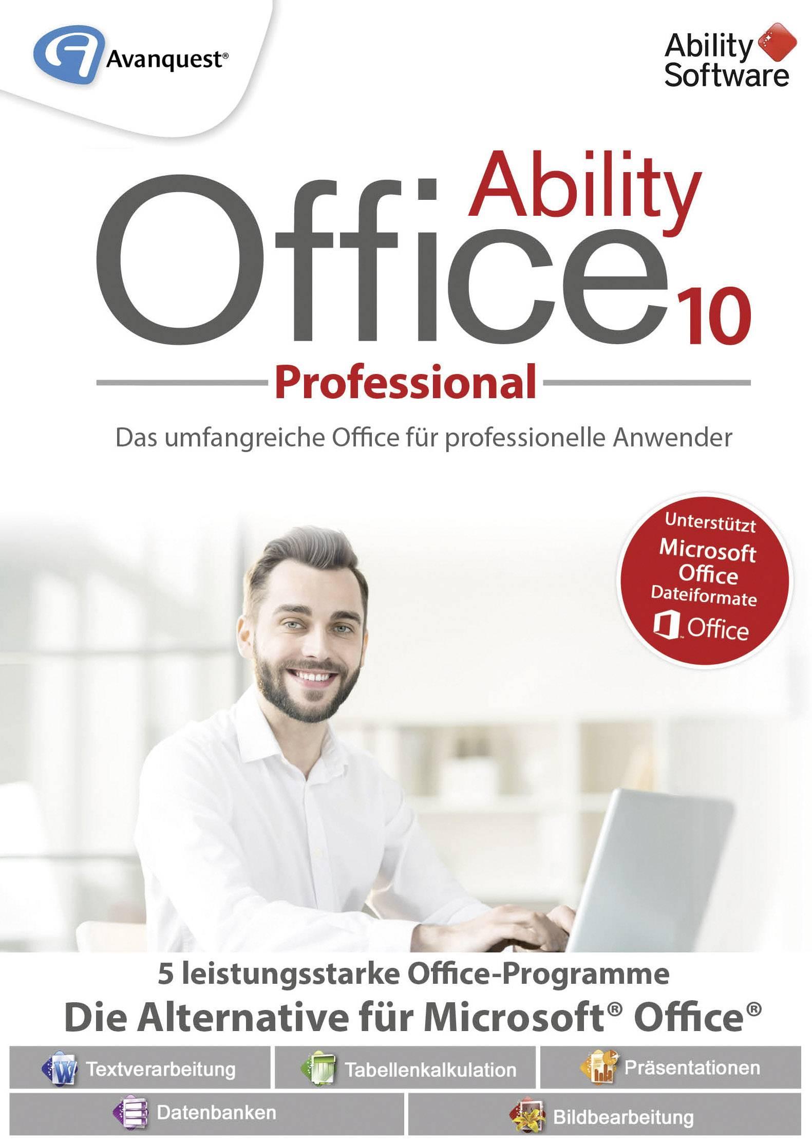 Ability Office Pro 10.0.3  [Herramienta ofimatica sin igual] [Ingles] [UL.IO] Image