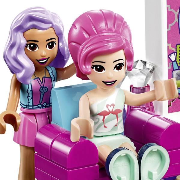 41391 LEGO® FRIENDS Heartlake City hair salon | Conrad.com