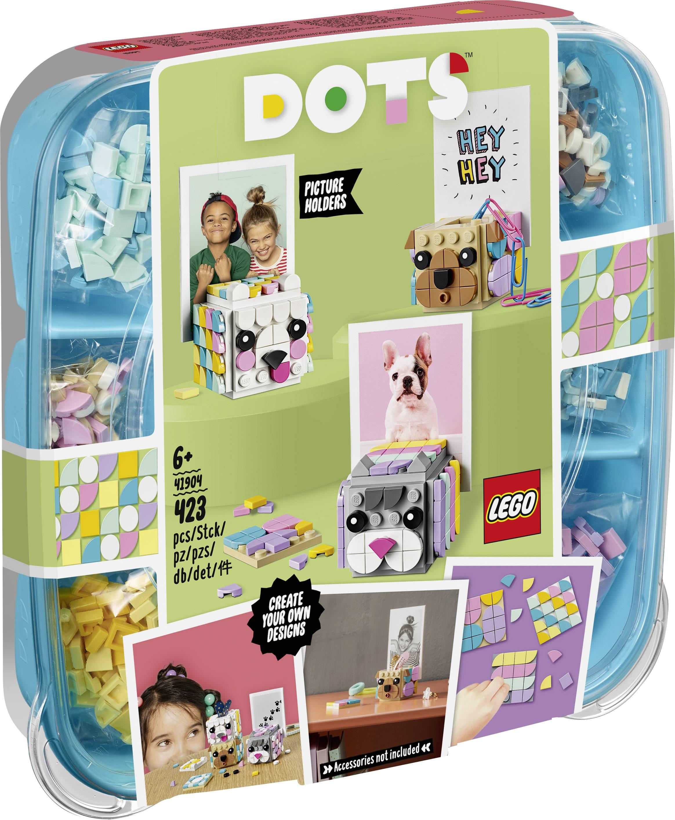 LEGO® DOTS 20 Photo cube   Conrad.com