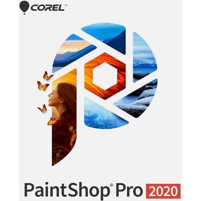 Image of Corel PaintShop Pro 2020 Mini Box Full version, 1 licence Windows Illustrator