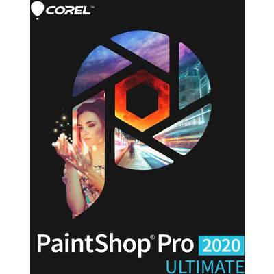 Image of Corel PaintShop Pro 2020 Ultimate Mini Box Full version, 1 licence Windows Illustrator