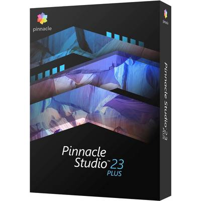Image of Corel Pinnacle Studio 23 Plus DE Full version, 1 licence Windows Video editor