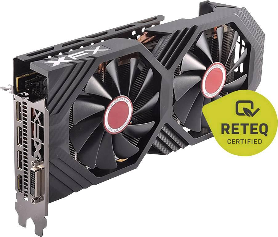 XFX GPU Refurbished (very good) AMD Radeon RX 580 8 GB ...