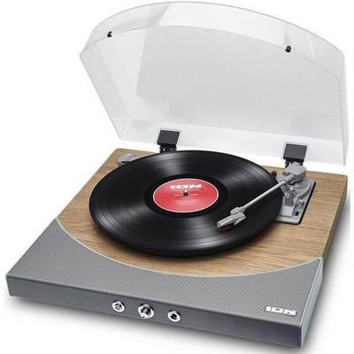 Image of ION Audio Premier LP Turntable type Ecru