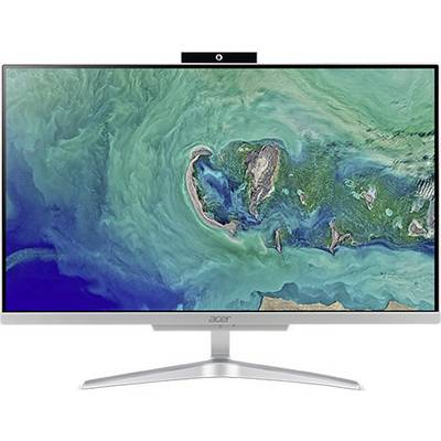 Image of Acer Aspire C24-960 60.5 cm (23.8 ) All-in-one PC Intel Core i3 8 GB 256 GB SSD Intel UHD Graphics Windows® 10 Home Silver, Black