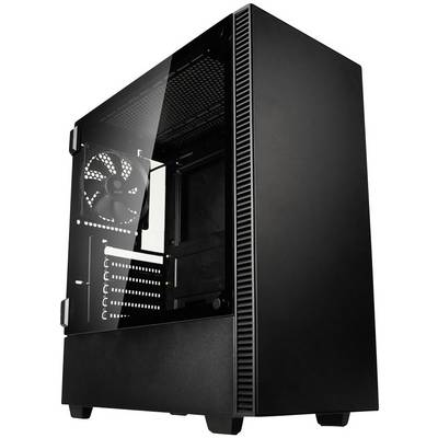 Image of Kolink Castle Midi Tower Case - Black