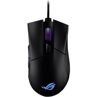 Image of Asus ROG Gladius 2 Origin USB Gaming mouse Optical Backlit Black