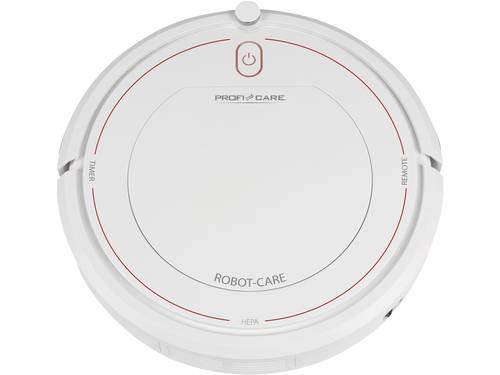 Profi-Care PC-BSR 3042 Robotstofzuiger Wit Op afstandsbedienbaar