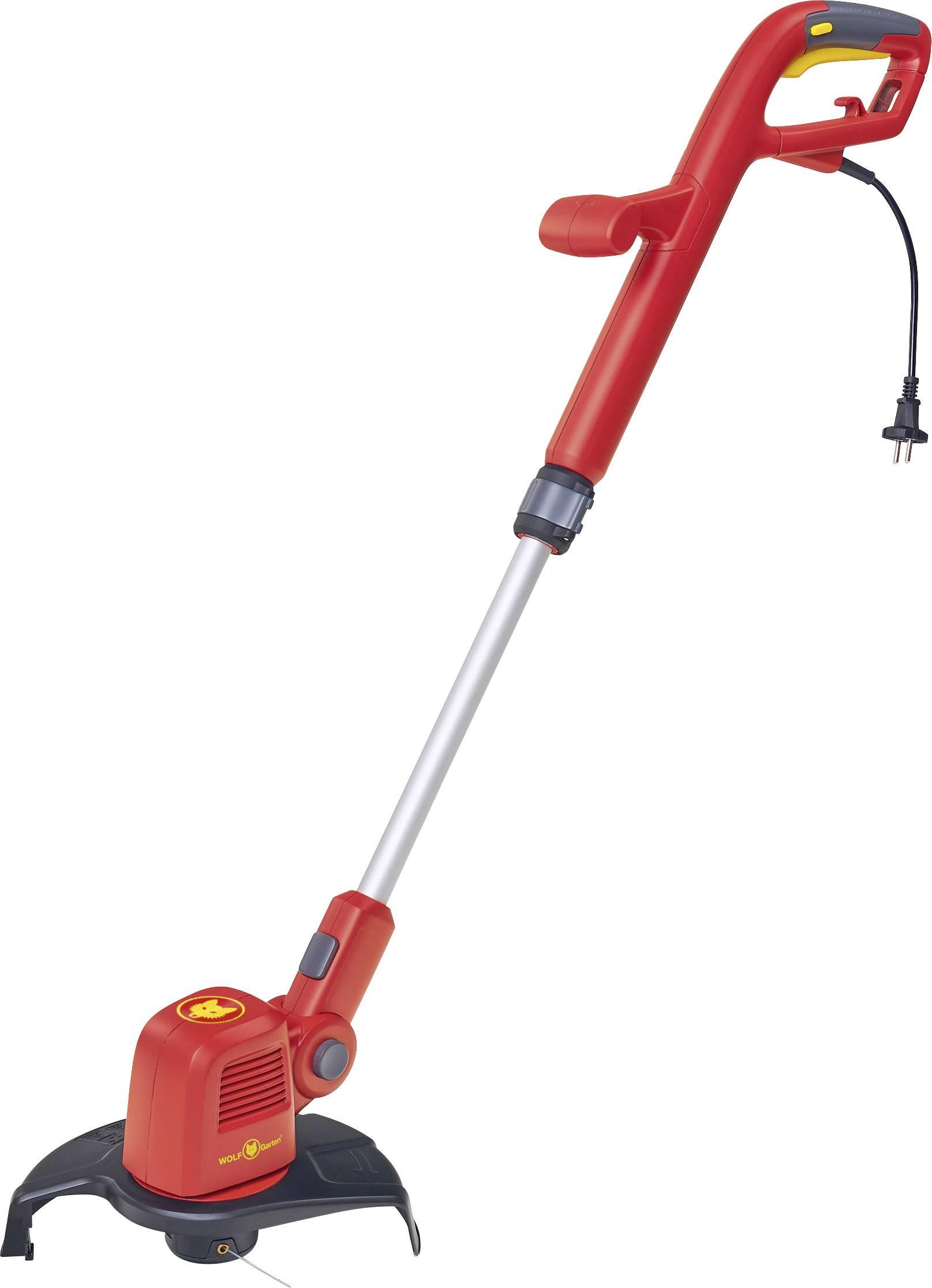 Wolf Garten Lycos E 350 T Mains Grass Trimmer 230 V Cutting Width 25 Cm Conrad Com