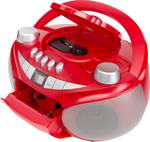 Reflection CD-Radio red RCR4655 RD