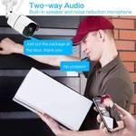 LAN, Wi-Fi IP-Bullet camera 1280 x 720 p Denver SHO-110 118101110040 Outdoors