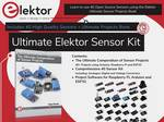 Ultimate Elector Sensor Kit for Pi and Arduino