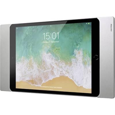 Image of Smart Things sDock Fix s32 iPad wall mount Silver Compatible with Apple series: iPad Air (3rd Gen), iPad Pro 10.5, iPad 10.2 (2019)