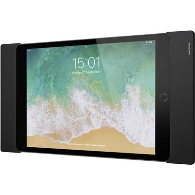 Image of Smart Things sDock Fix s32 iPad wall mount Black Compatible with Apple series: iPad 10.2 (2019), iPad Air (3rd Gen), iPad Pro 10.5, iPad 10.2 (2020), iPad Air