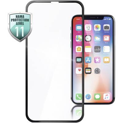 Image of Hama 3D-Full-Screen-Protection Glass screen protector Compatible with: Apple iPhone 11 Pro Max 1 pc(s)