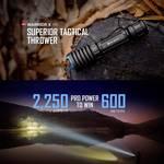 Olight Torch Warrior X Pro