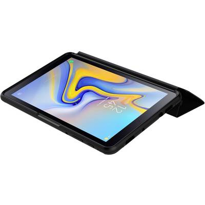 Image of Otterbox Symmetry Folio BookCase Samsung Galaxy Tab A 10.5 Black Tablet PC cover