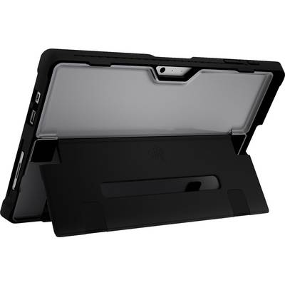 Image of STM Goods OutdoorCase Tablet PC bag (brand-specific) Microsoft Surface Pro 4, Microsoft Surface Pro 5, Microsoft Surface Pro 6, Microsoft Surface Pro 7 Black