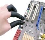 Quadrios anti-static finger coating (50 pcs.)