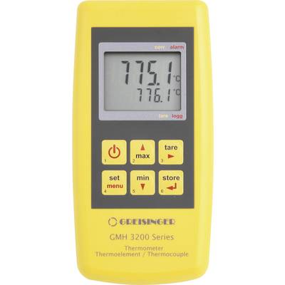 Greisinger GMH3211 Thermometer -220 up to +1768 °C Contact measurement