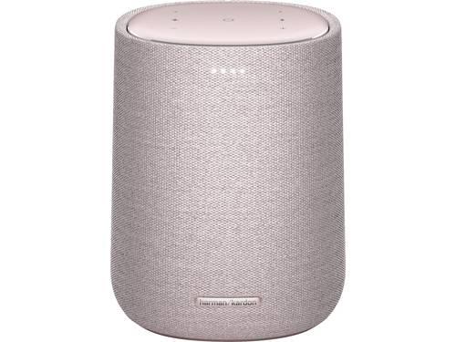 Harman Kardon Citation One MKII Multiroom luidspreker Bluetooth, WiFi Google Assistant geïntegreerd, WiFi Pink