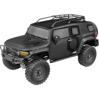 Image of HPI Racing Venture Toyota FJ Cruiser Brushed 1:10 RC model car Electric Crawler 4WD RtR 2,4 GHz