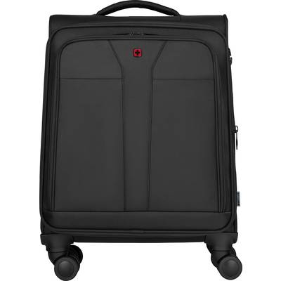 Wenger Laptop trolley BC Packer Carry-On Softside Case Suitable for up to: 39,6 cm (15,6) Black