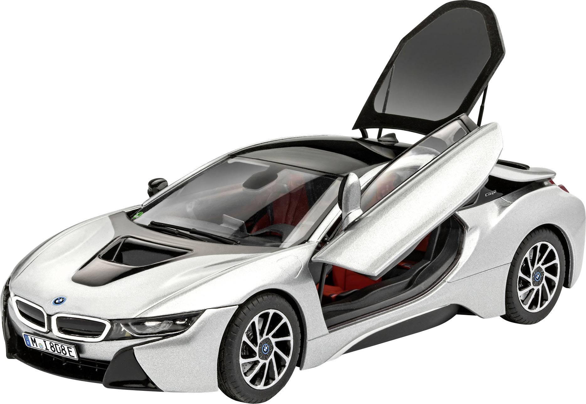 Revell 07008 BMW i8 Bausatz 1:24 Neu