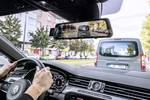 LAMAX S9 DUAL - TRANSFORMS THE REAR VIEW MIRROR INTO AN AUTOCAMERA