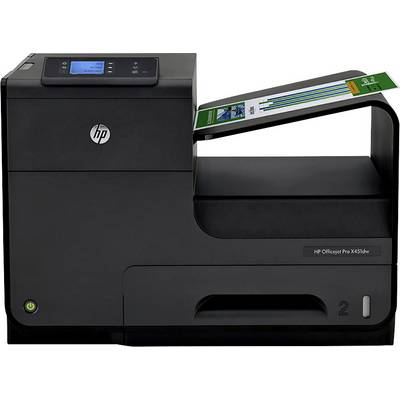 HP Officejet X451 Monochrom Monochrome inkjet printer Refurbished (very good) A4 1200 x 1200 dpi Print speed (black/white):55 pages/min