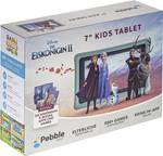 PEBBLE GEAR Kids Tablet Frozen 2 / the Ice Queen 2 From Disney (R)
