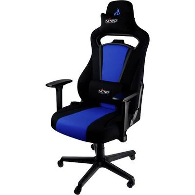 Image of Nitro Concepts E250 Gaming chair Black/blue