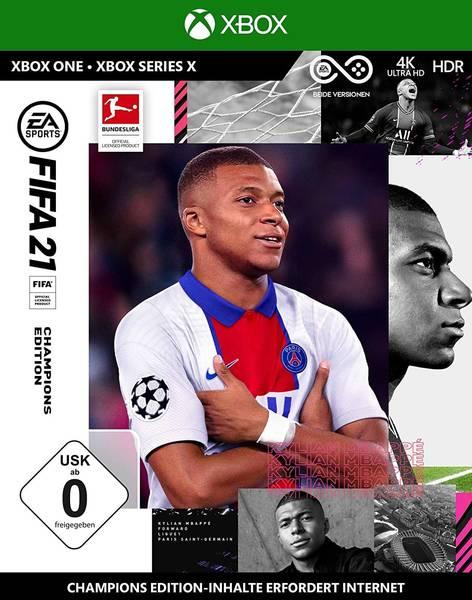 XBO Fifa 21 Champions Edition Xbox One   Conrad.com