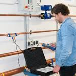 Flow meter PCE-TDS 100HS+ incl. heat meter