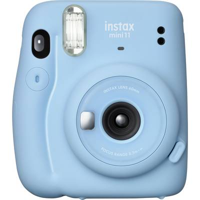 Image of Fujifilm Instax Mini 11 Instant Camera - Sky Blue