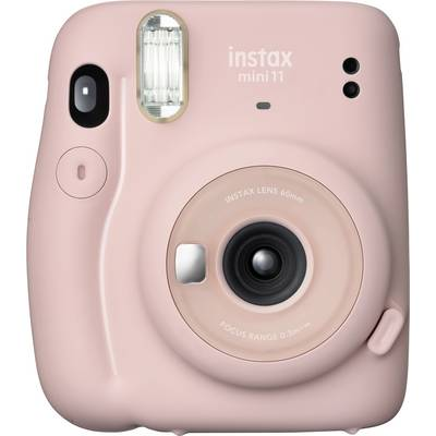 Image of Fujifilm Instax Mini 11 Instant Camera - Blush Pink