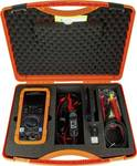 All-in-One: Multi and milliohm meter with insulation tester, winding test and data logger METRAHit IN E-DRIVE BT