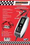 Intelligent battery charger 6/ 12V