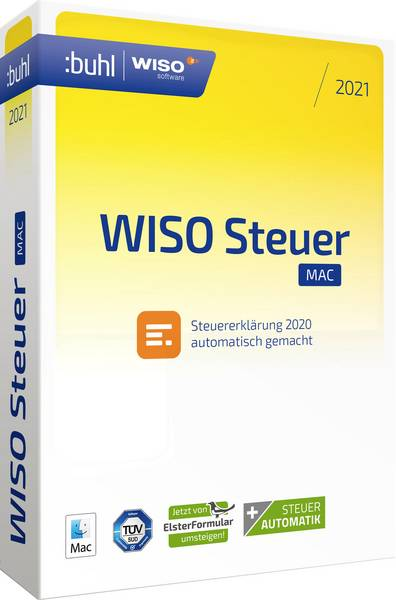WISO Steuer Mac 2021 Control   Conrad.com
