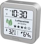 WL1020 air quality monitor for monitoring the air quality, temperature display, air humidity display, alarm in case of poor air quality