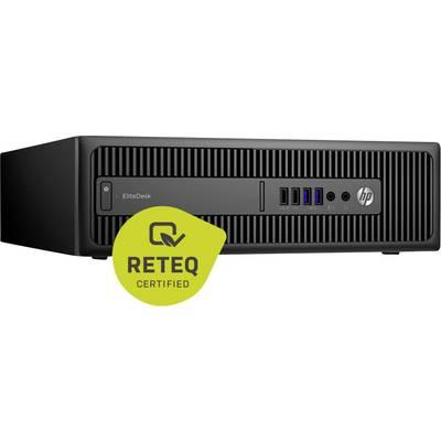 HP Elitedesk 800 G2 SFF Desktop PC Refurbished (very good) Intel® Core™ i5 i5-6400 8 GB 240 GB SSD Intel HD Graphics 530 Windows® 10 Pro