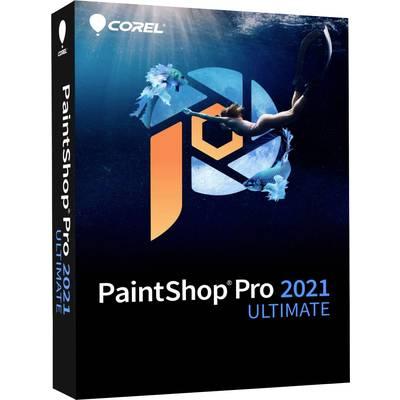 Image of Corel PaintShop Pro 2021 Ultimate Full version, 1 licence Windows Illustrator