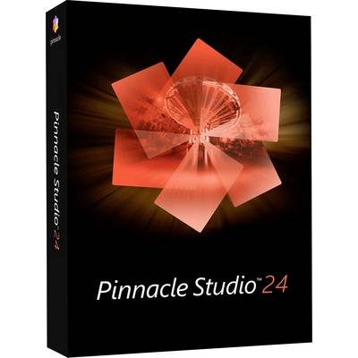 Image of Corel Pinnacle Studio 24 Standard Full version, 1 licence Windows Video editor