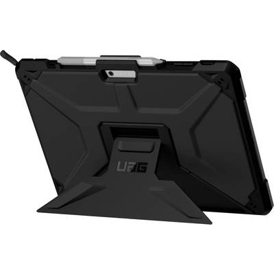 Image of Urban Armor Gear Metropolis Backcover Microsoft Surface Pro 4, Microsoft Surface Pro 5, Microsoft Surface Pro 6, Microsoft Surface Pro 7 Black Tablet PC bag