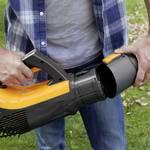 Battery-operated leaf blower SAB 500 AE Set