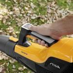Battery-operated leaf blower SAB 500 AE