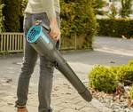 Battery-operated garden vacuum cleaner/blower POWERJET 18V P4A Ready-To-Use Set