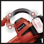 Battery-operated vacuum cleaner GE-CL 36/230 Li E -Solo