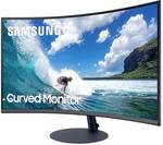 Samsung C27T550FDR Curved LCD