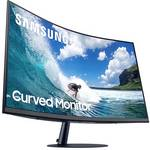 Samsung C32T550FDR Curved LCD
